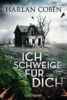 Harlan Coben: Ich schweige für dich, Buch