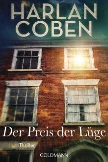 Harlan Coben: Der Preis der Lüge, Buch