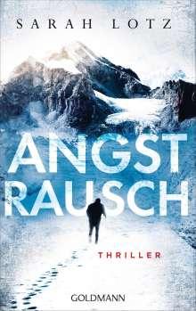 Sarah Lotz: Angstrausch, Buch