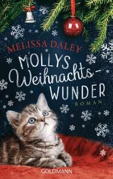 Melissa Daley: Mollys Weihnachtswunder, Buch