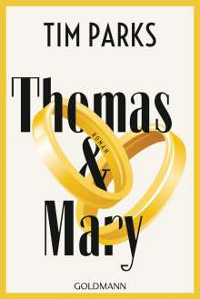 Tim Parks: Thomas & Mary, Buch