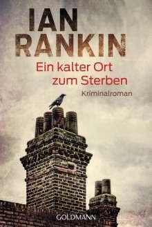 Ian Rankin: Ein kalter Ort zum Sterben, Buch
