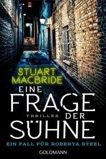 Stuart MacBride: Eine Frage der Sühne, Buch
