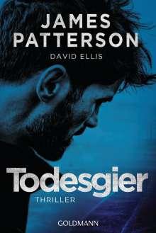 James Patterson: Todesgier, Buch
