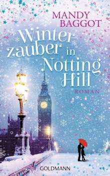 Mandy Baggot: Winterzauber in Notting Hill, Buch