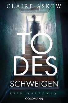 Claire Askew: Todesschweigen, Buch