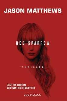 Jason Matthews: Red Sparrow, Buch