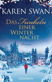 Karen Swan: Das Funkeln einer Winternacht, Buch