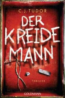 C. J. Tudor: Der Kreidemann, Buch