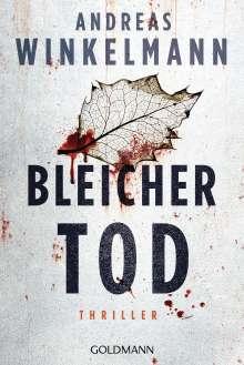 Andreas Winkelmann: Bleicher Tod, Buch