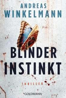 Andreas Winkelmann: Blinder Instinkt, Buch