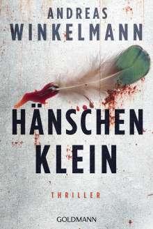 Andreas Winkelmann: Hänschen klein, Buch