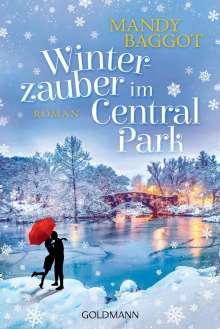 Mandy Baggot: Winterzauber im Central Park, Buch