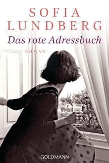 Sofia Lundberg: Das rote Adressbuch, Buch