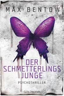 Max Bentow: Der Schmetterlingsjunge, Buch