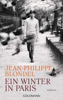 Jean-Philippe Blondel: Ein Winter in Paris, Buch