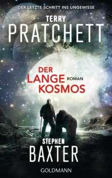 Terry Pratchett: Der Lange Kosmos, Buch