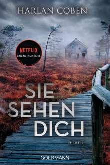 Harlan Coben: Sie sehen dich, Buch