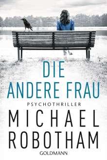 Michael Robotham: Die andere Frau, Buch