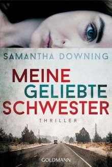 Samantha Downing: Meine geliebte Schwester, Buch