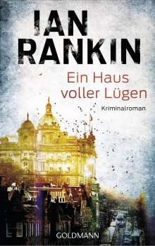 Ian Rankin: Ein Haus voller Lügen, Buch