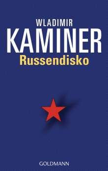 Wladimir Kaminer: Russendisko, Buch