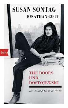 Susan Sontag: The Doors und Dostojewski, Buch