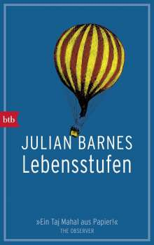 Julian Barnes: Lebensstufen, Buch