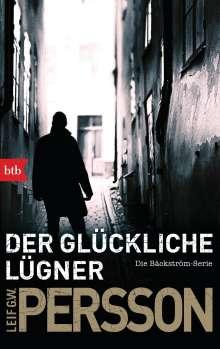Leif G. W. Persson: Der glückliche Lügner, Buch