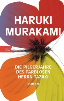 Haruki Murakami: Die Pilgerjahre des farblosen Herrn Tazaki, Buch
