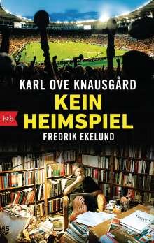 Karl Ove Knausgård: Kein Heimspiel, Buch