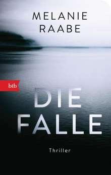 Melanie Raabe: Die Falle, Buch