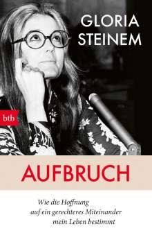 Gloria Steinem: Aufbruch, Buch