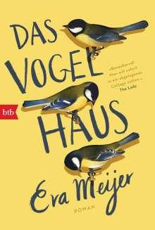 Eva Meijer: Das Vogelhaus, Buch