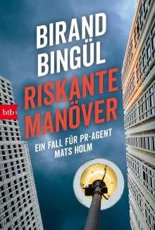 Birand Bingül: Riskante Manöver, Buch