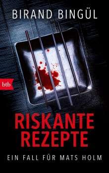 Birand Bingül: Riskante Rezepte, Buch