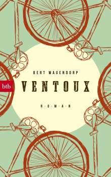 Bert Wagendorp: Ventoux, Buch