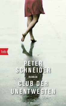 Peter Schneider: Club der Unentwegten, Buch