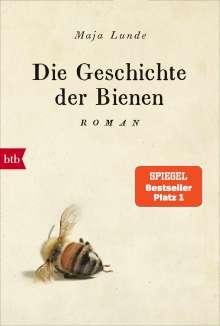 Maja Lunde: Die Geschichte der Bienen, Buch