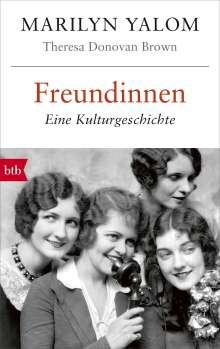 Marilyn Yalom: Freundinnen, Buch