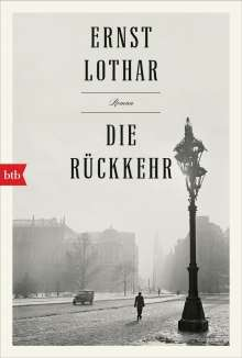 Ernst Lothar: Die Rückkehr, Buch