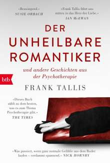 Frank Tallis: Der unheilbare Romantiker, Buch