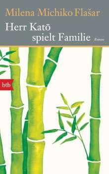 Milena Michiko Flasar: Herr Kato spielt Familie, Buch