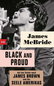 James Mcbride: Black and proud, Buch
