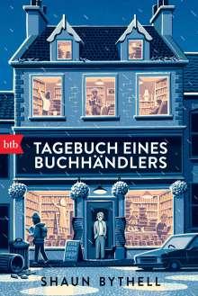 Shaun Bythell: Tagebuch eines Buchhändlers, Buch