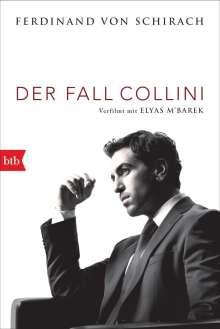 Ferdinand von Schirach: Der Fall Collini - Filmausgabe, Buch