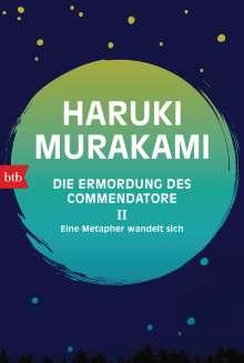 Haruki Murakami: Die Ermordung des Commendatore II, Buch
