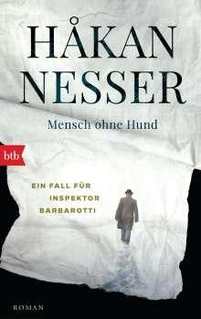 Håkan Nesser: Mensch ohne Hund, Buch