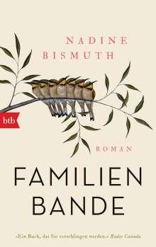 Nadine Bismuth: Familienbande, Buch