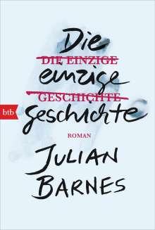 Julian Barnes: Die einzige Geschichte, Buch